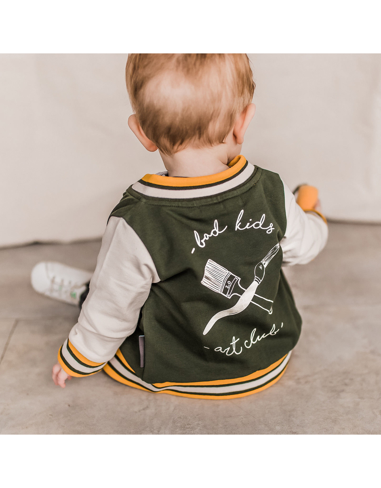 Your Wishes Varsity | College Bomber baby