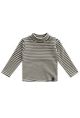 Your Wishes Beige - Stripes | Turtleneck baby