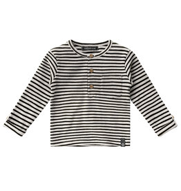 Your Wishes Beige - Stripes | Grandpa Longsleeve baby