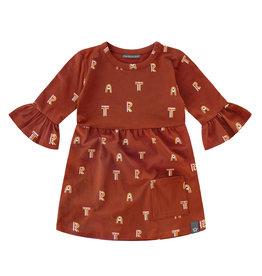 Your Wishes Art | Ruffle Dress baby