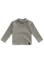 Your Wishes Beige - Stripes | Turtleneck