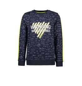 Tygo & Vito T&v sweater AOP MAD SCIENCE