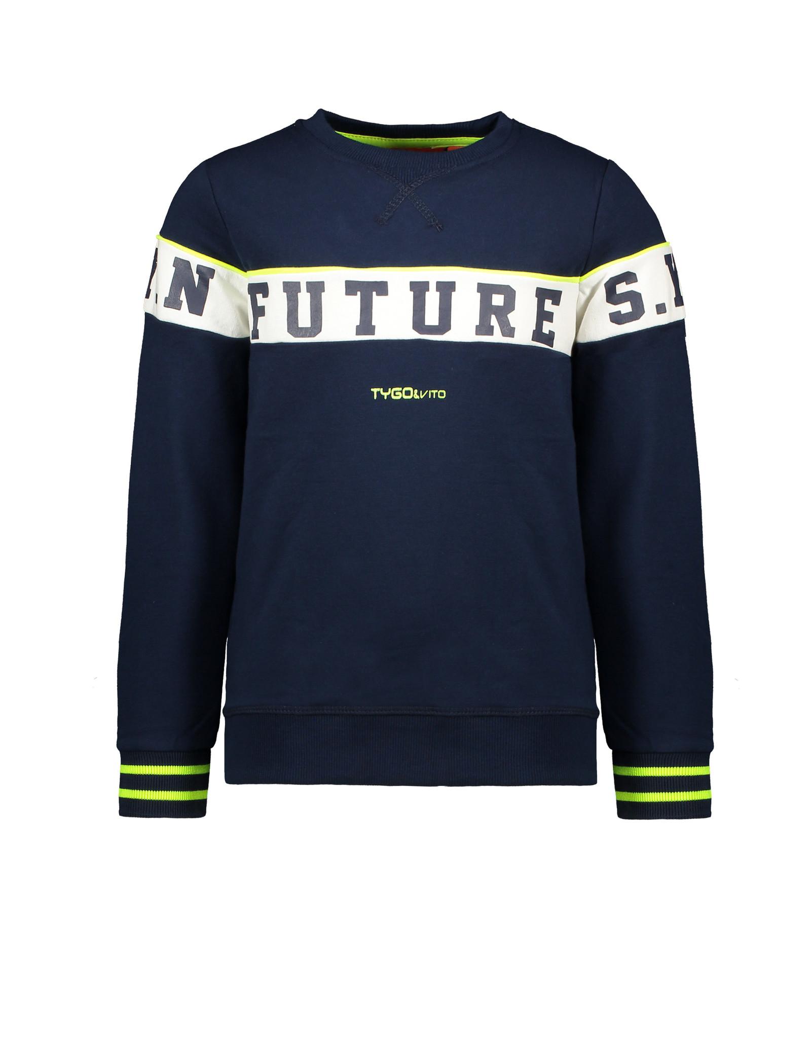 Tygo & Vito T&v sweater FUTURE