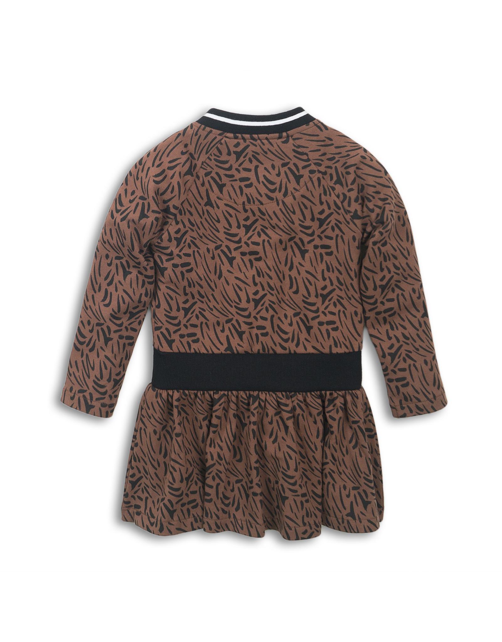 Koko Noko Dress brown