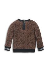 Koko Noko Sweater brown aop