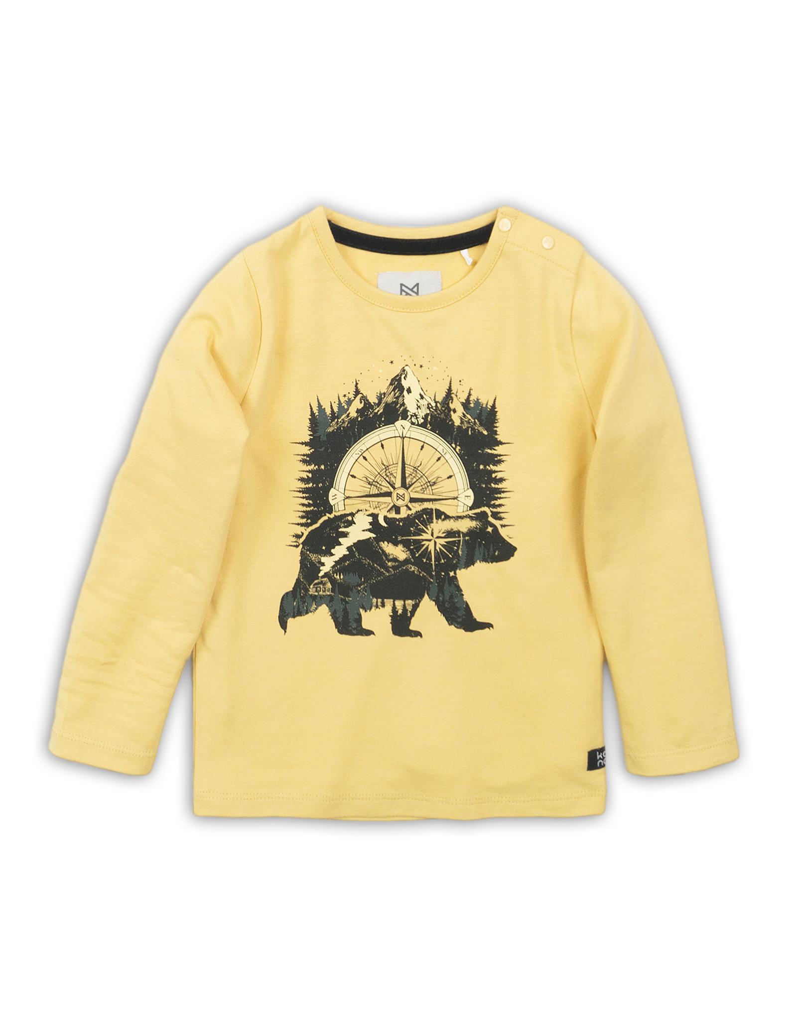 Koko Noko Longsleeve Yellow