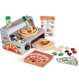 Melissa & Doug Pizza counter
