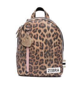 Zebra Rugzak Leo camel pink maat S