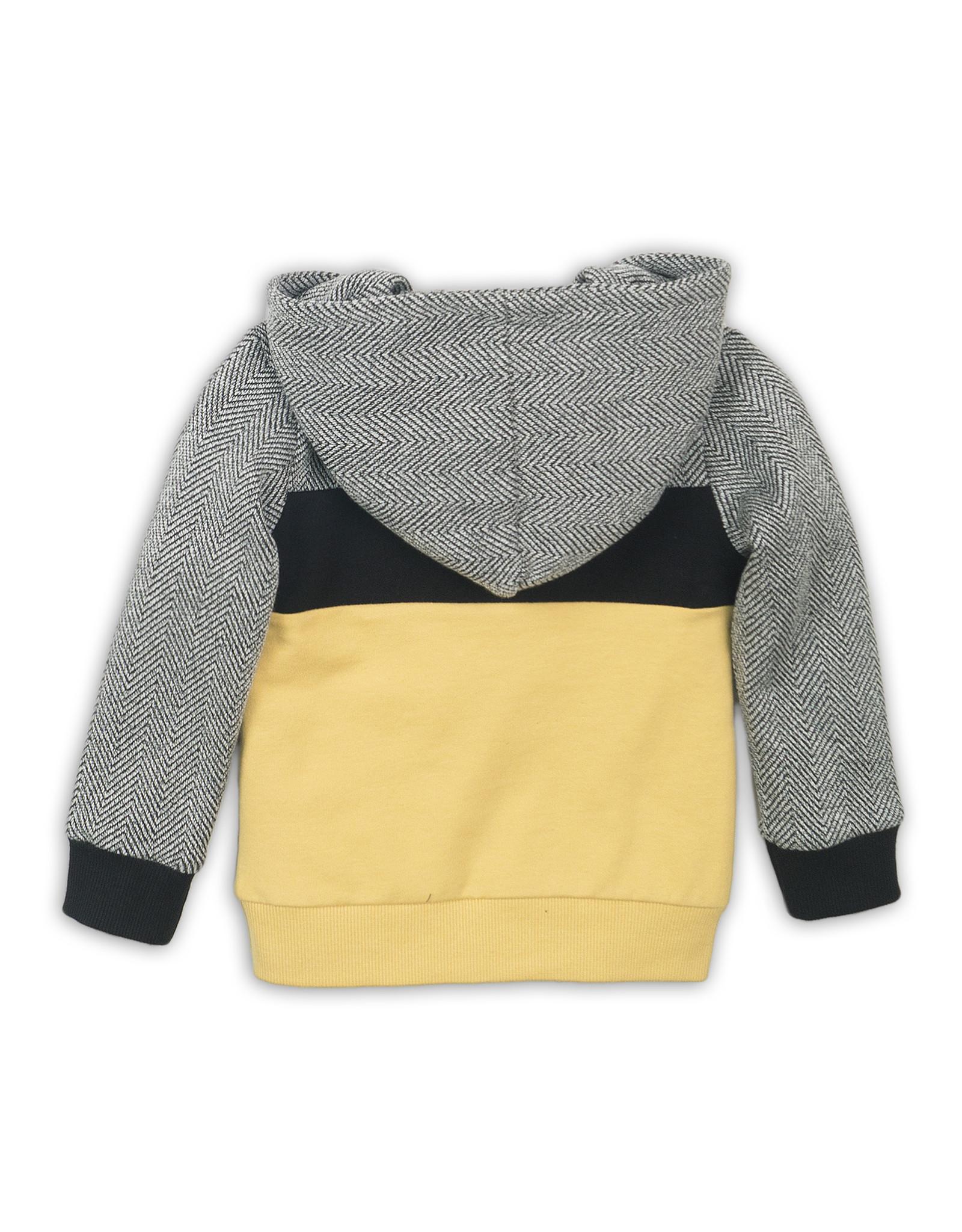 Koko Noko Sweater black/white/yellow