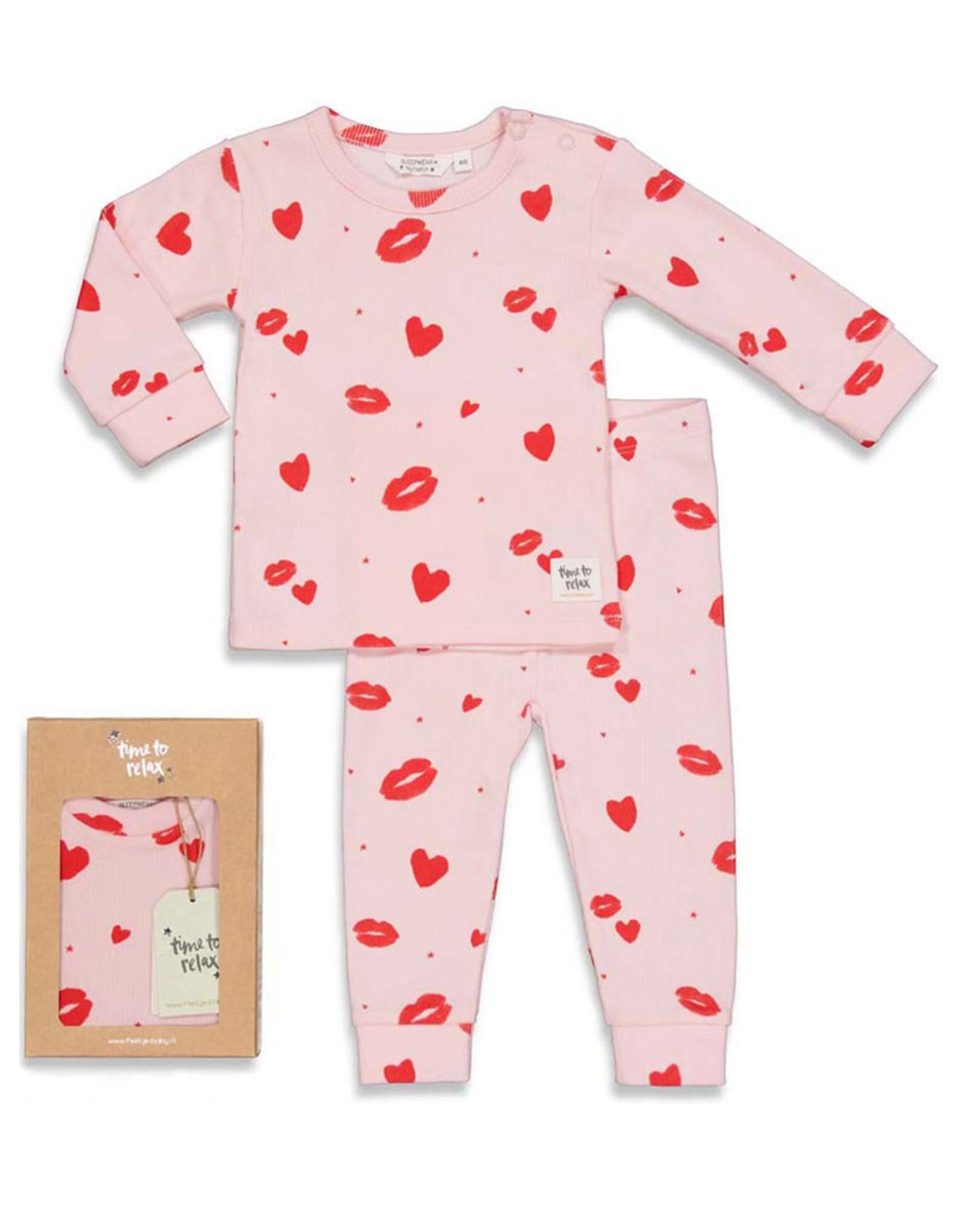 Feetje Pyjama Love Lesley