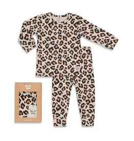 Feetje Pyjama Leopard Lou maat 68