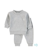 Feetje Pyjama Grijs baby