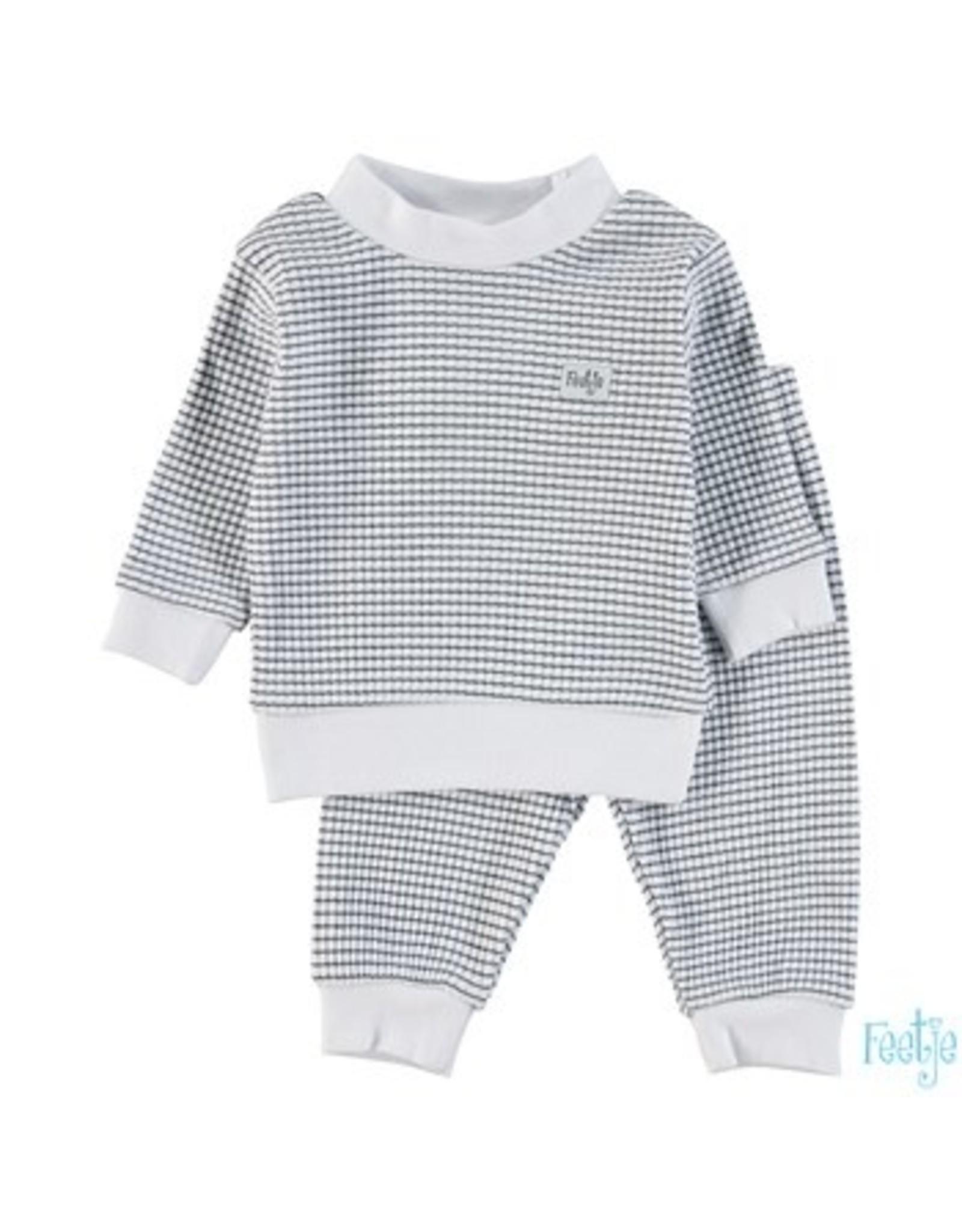 Feetje Pyjama navy baby