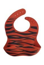 Silicone slab tiger stripes
