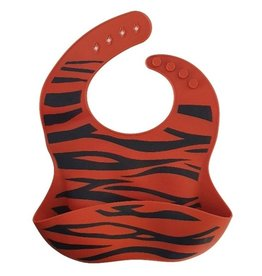 Silicone slab tiger stripes