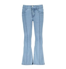 B.Nosy Girls denim flair pants, ruffles at front pockets