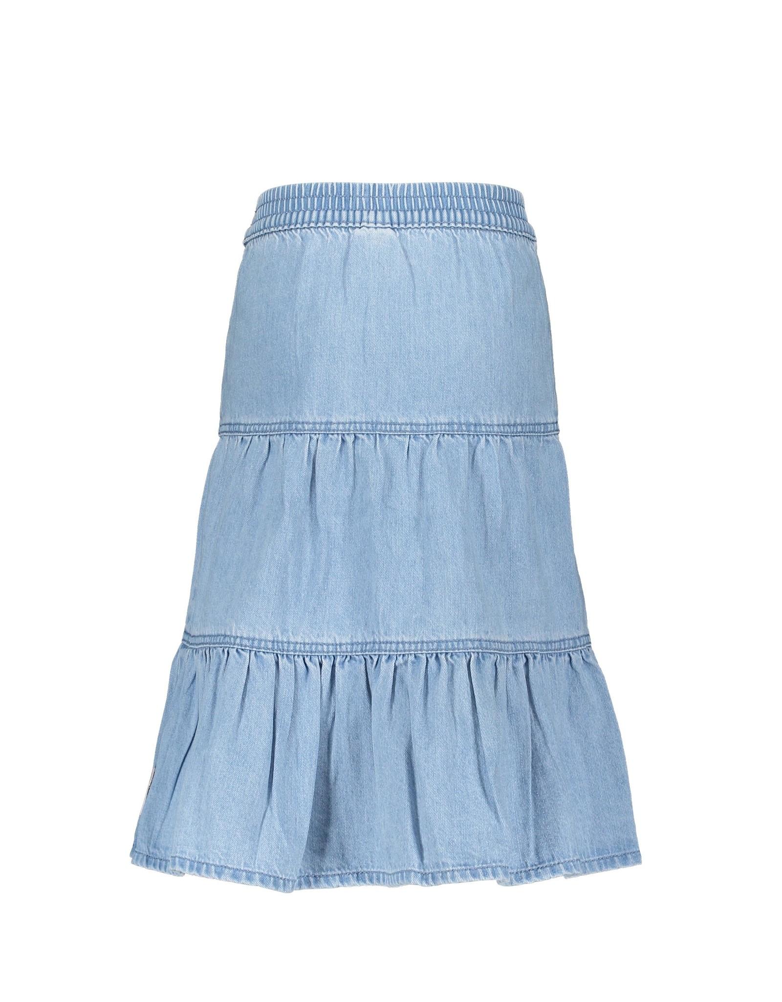 B.Nosy Girls denim skirt 3 part