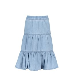 B.Nosy Girls denim skirt 3 part