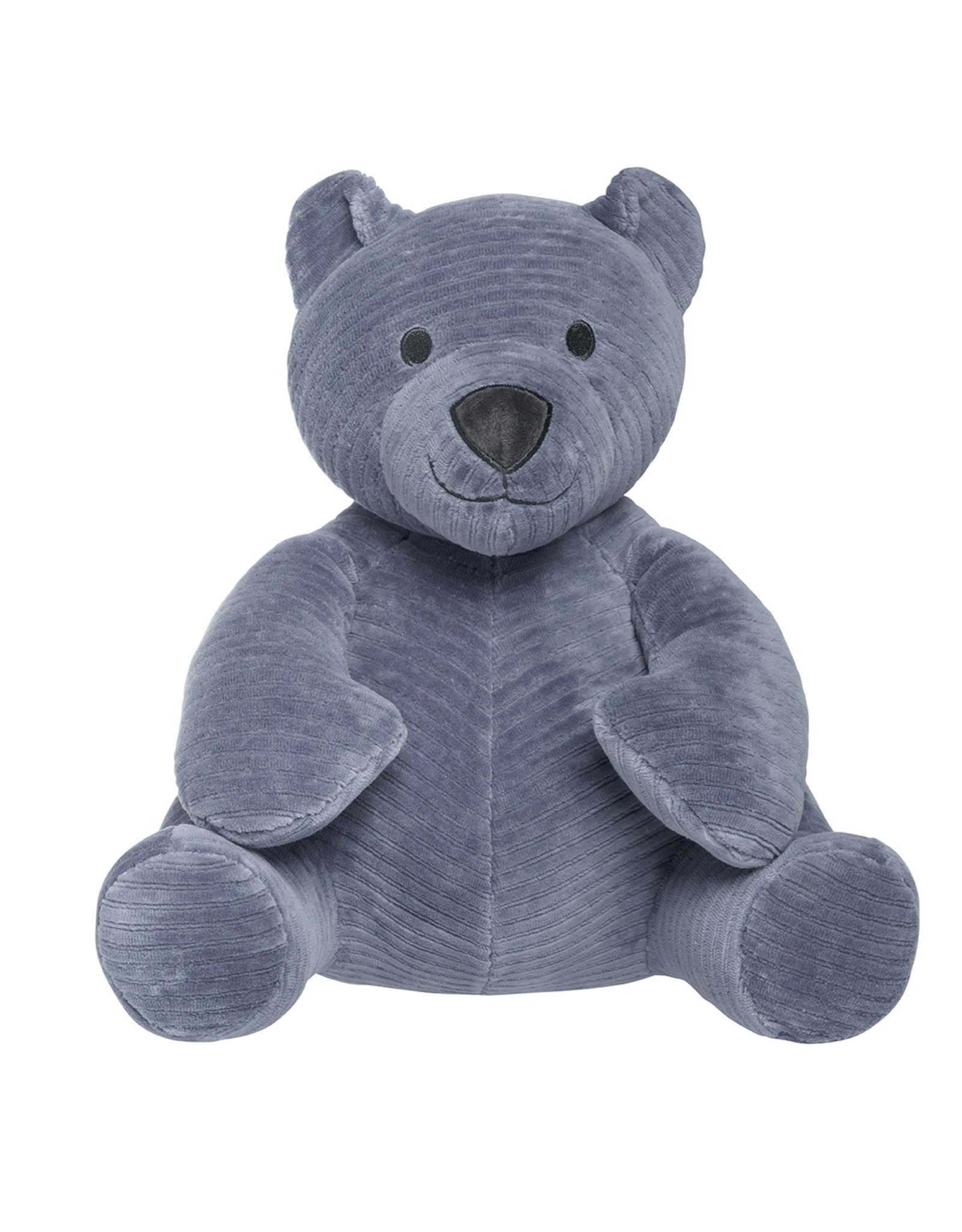 Baby's only Knuffelbeer Sense vintage blue