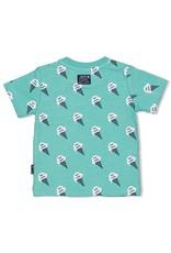 Feetje T-shirt AOP - Team Icecream