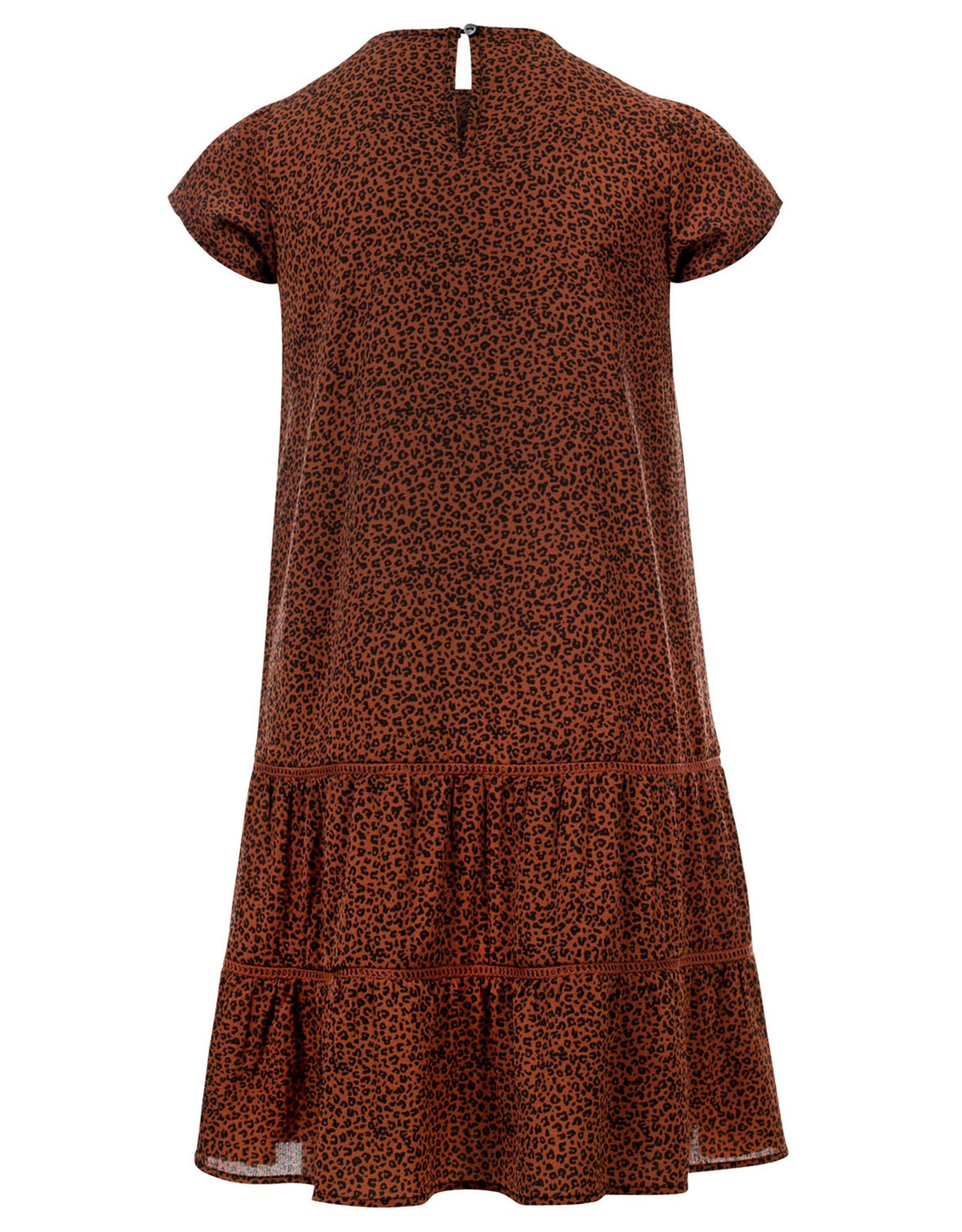Looxs Little Little dress mini leopard