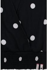 Looxs 10SIXTEEN 10Sixteen crinkle top polkadot