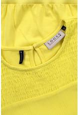 Looxs 10SIXTEEN 10Sixteen Woven Top lemon