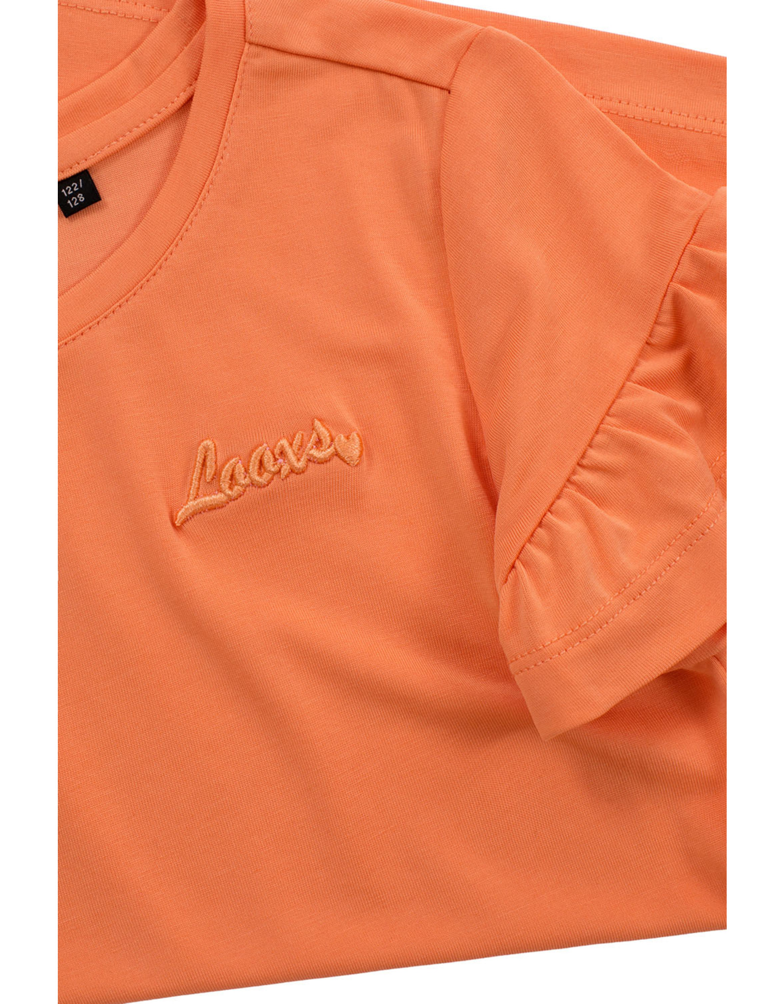 Looxs 10SIXTEEN 10Sixteen Modal T-shirt salmon