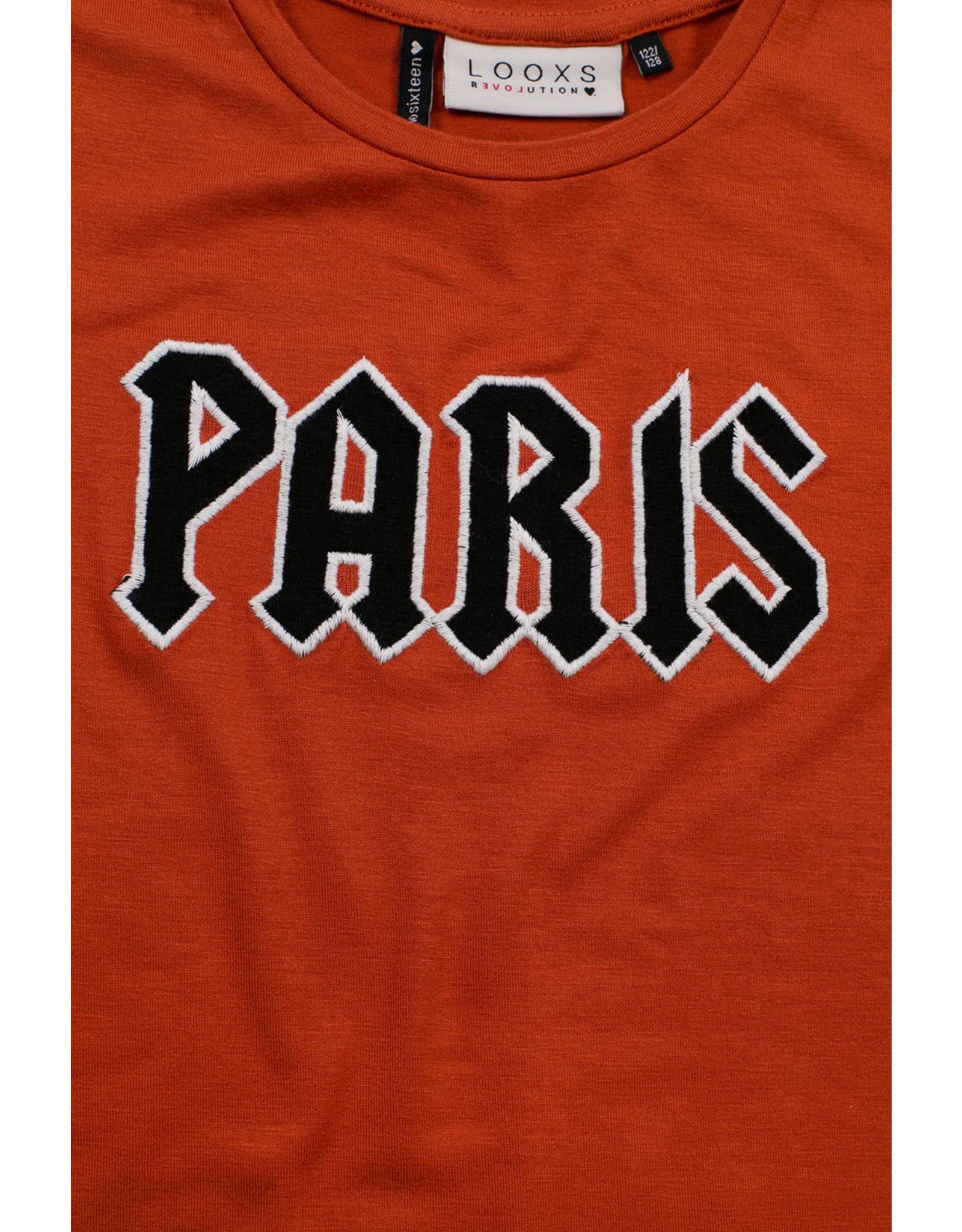 Looxs 10SIXTEEN 10Sixteen T-shirt Terra