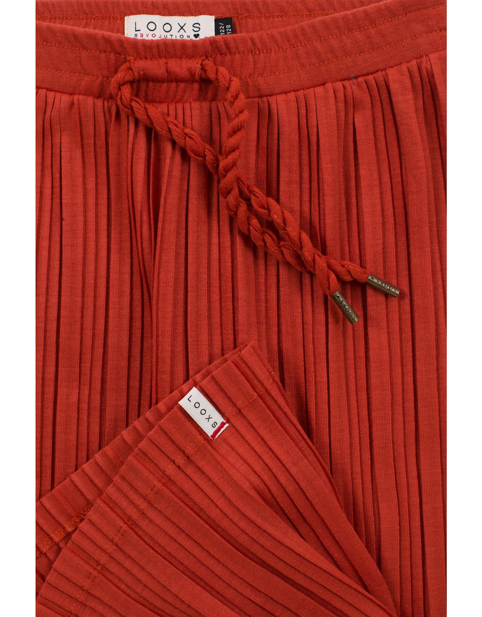 Looxs 10SIXTEEN 10Sixteen Wide leg plisse pants