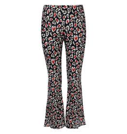 Looxs 10SIXTEEN 10Sixteen crinkle Flare pants fancy