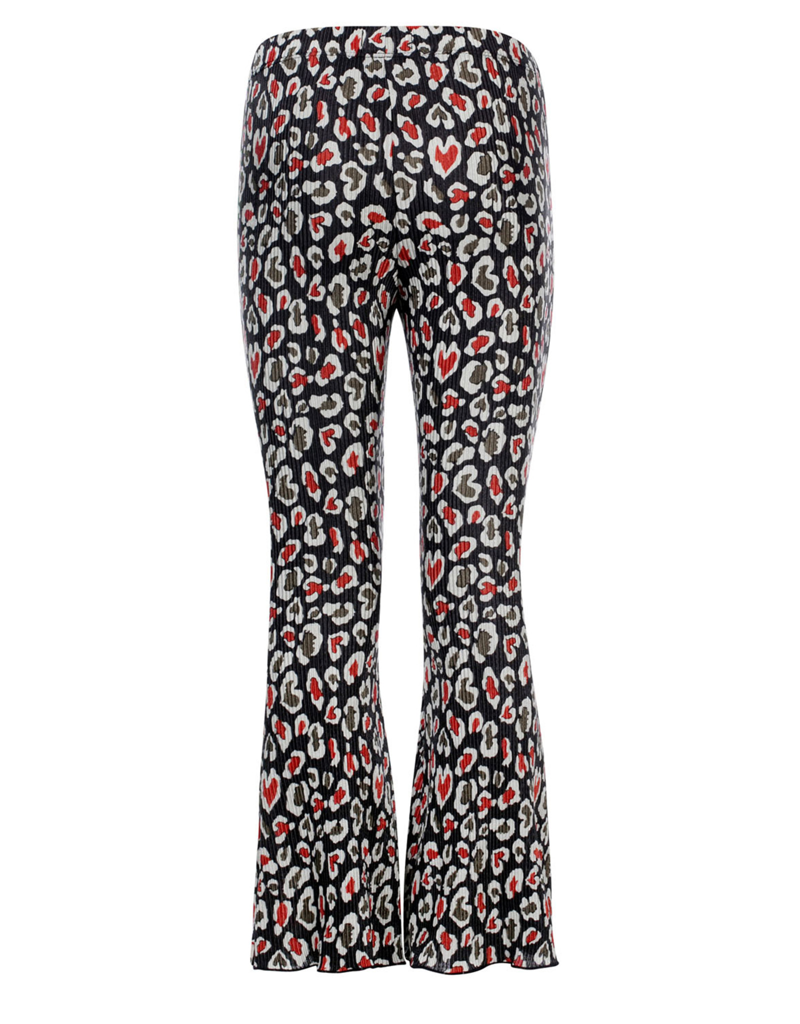 Looxs 10SIXTEEN 10Sixteen crinkle Flare pants fancy