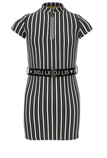 Looxs 10SIXTEEN 10Sixteen Rib dress forrest