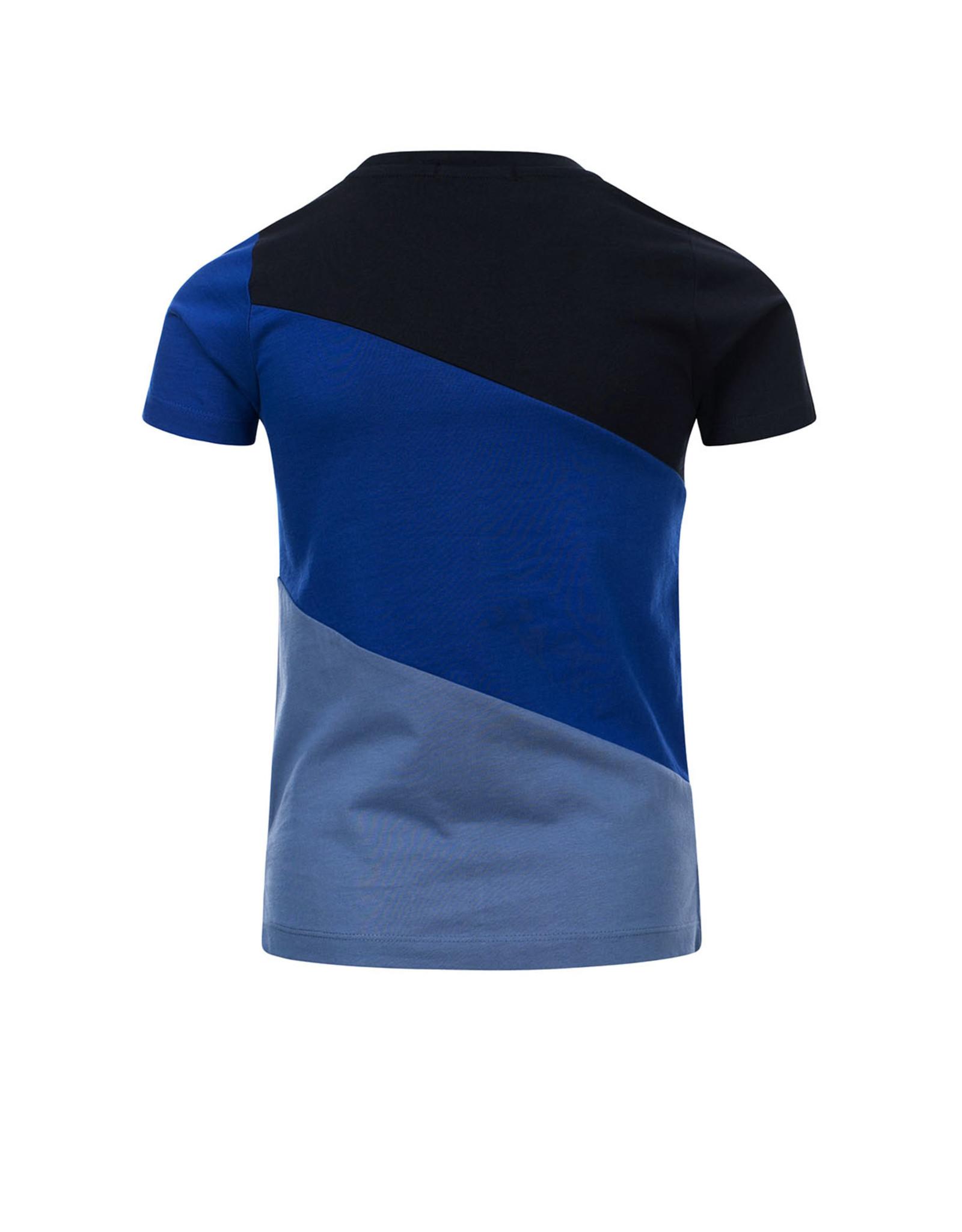 Common Heroes TIM T-shirt kobalt