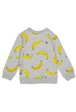 Sturdy Sweater AOP grijs - Playground