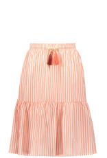 Like Flo Flo girls woven striped long skirt