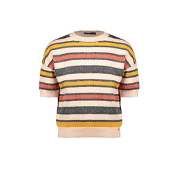 Nono Kess ssl knitted pullover with big sleeves