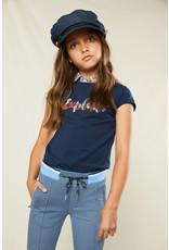 Nono KamsiA ss T-Shirt Explorer Embroidery