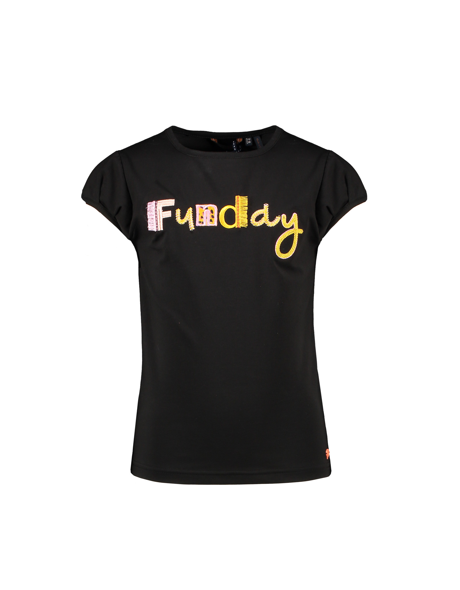 Nono KamsiB ss T-shirt Funday Embroidery