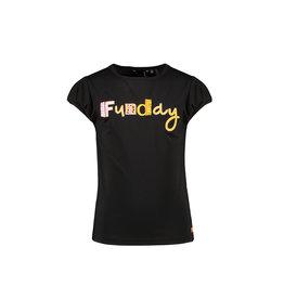 Nono KamsiB ss T-shirt Funday Embroidery