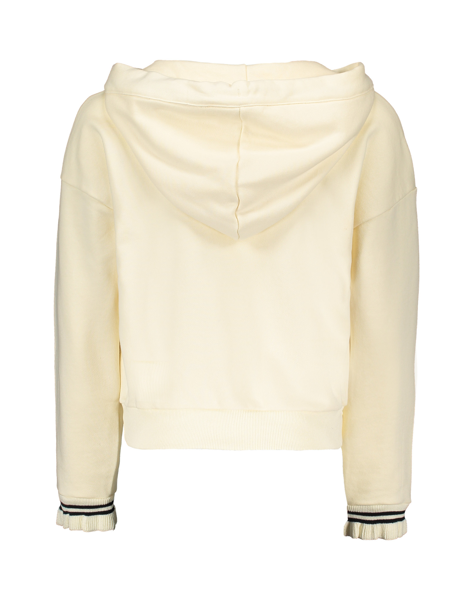 Street Called Madison Luna hooded melee sweater L.A OW