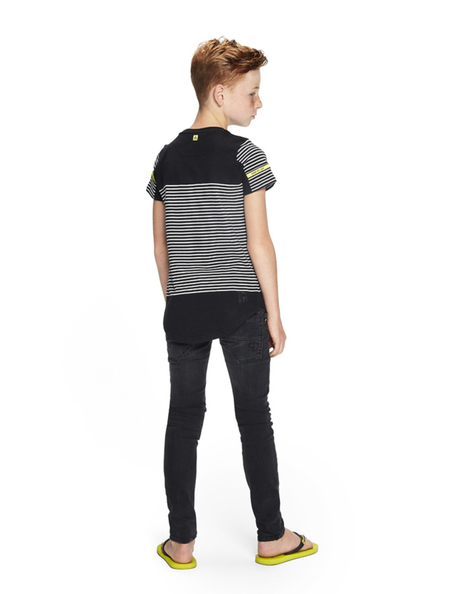 Retour Jeans Pharrel black