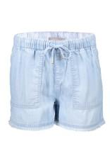 Geisha Shorts riverts & zipper at pocket