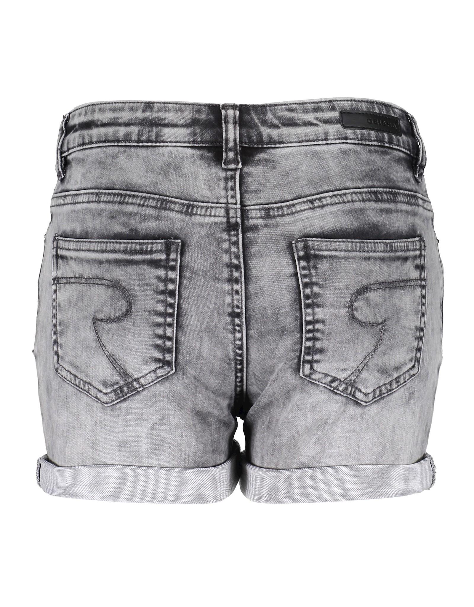 Geisha Shorts with lace at waist