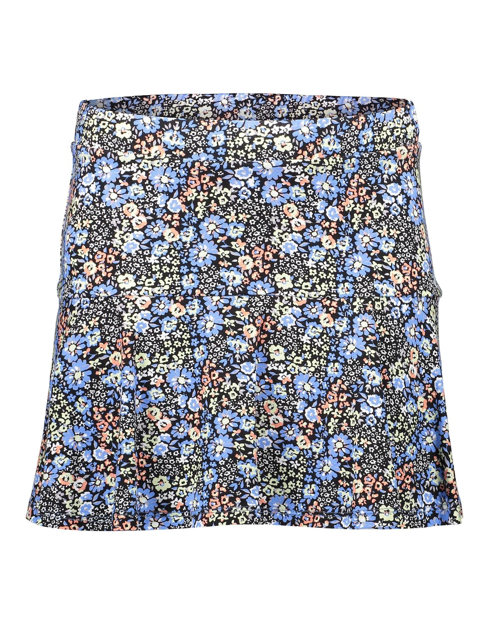 Geisha Skirt/short AOP flowers