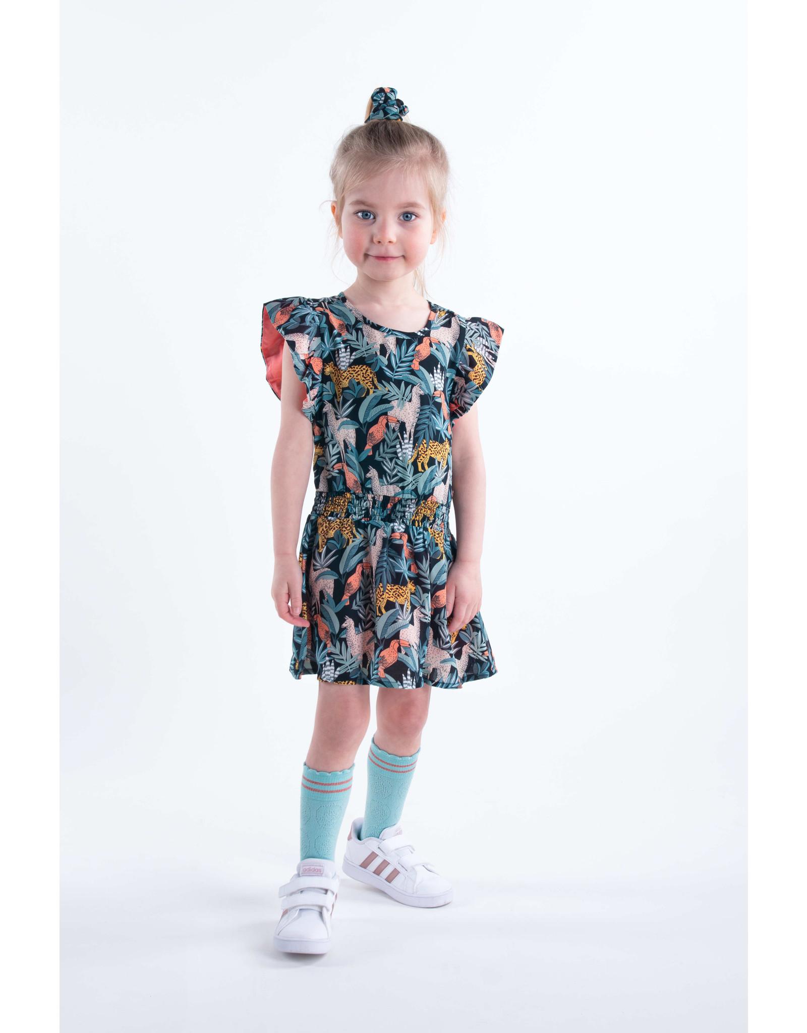 Like Flo Flo girls AO woven dress l