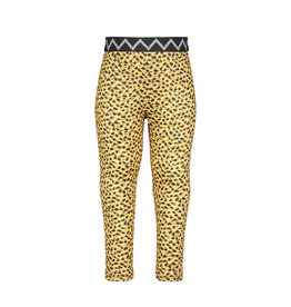 Like Flo Flo baby girls jersey legging panther