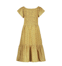 Like Flo Flo girls AO woven smock maxi dress