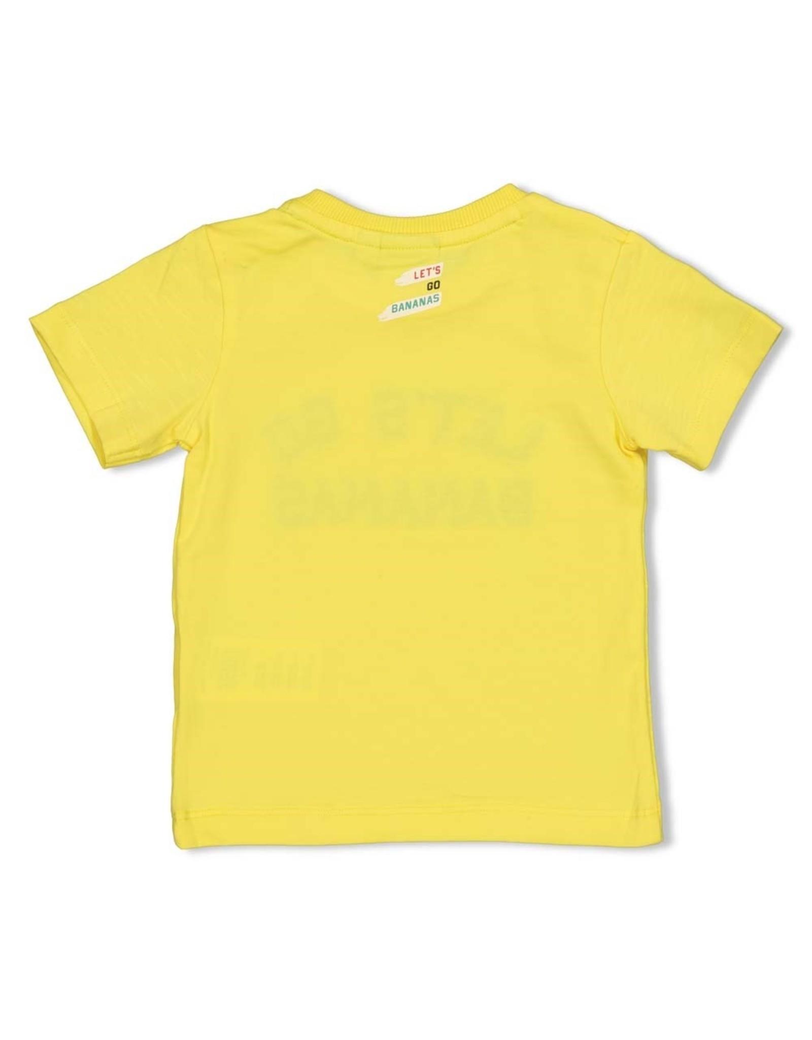 Feetje T-shirt Let's Go - Playground