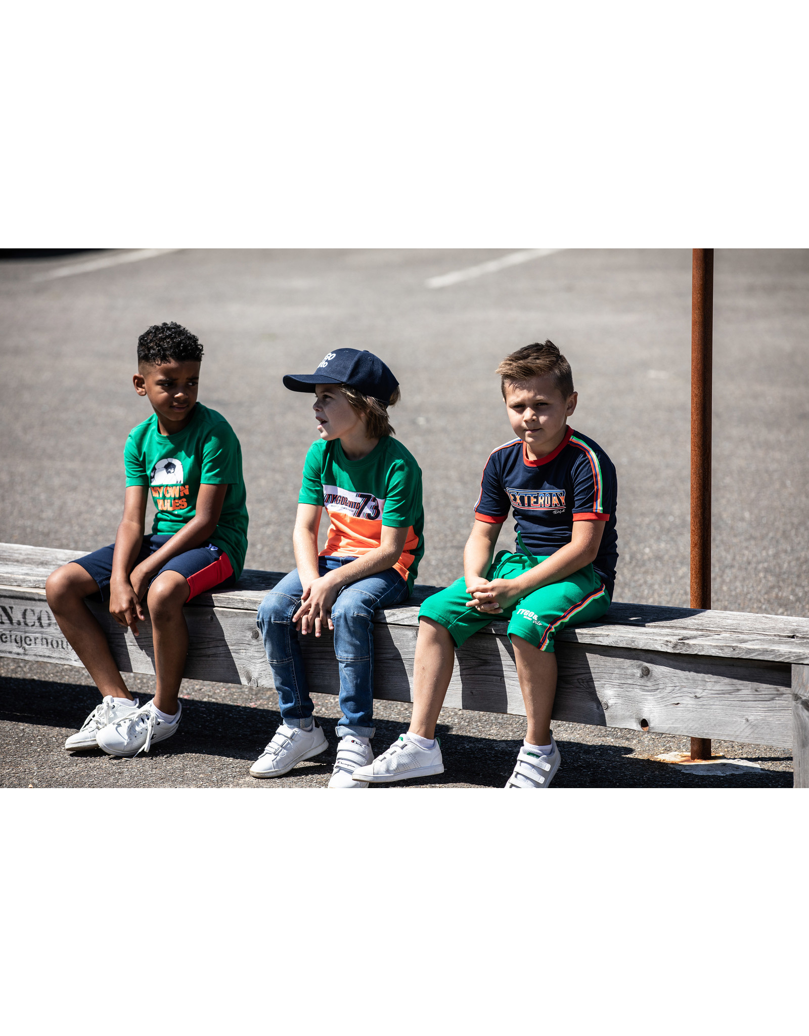 Tygo & Vito T&v T-shirt FOOTBALL
